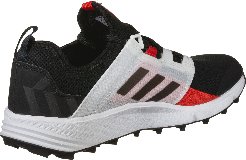adidas TERREX Speed LD Shoes Men core blackcore blackactive red